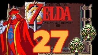 Let's Play The Legend of Zelda A Link to the Past Part 27: Unerwartetes Wiedersehen