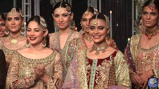 Latest Bridal Collection by Annus Abrar Bridal Collection 2018:#PHBCW2018 #PHBCW #HBCW