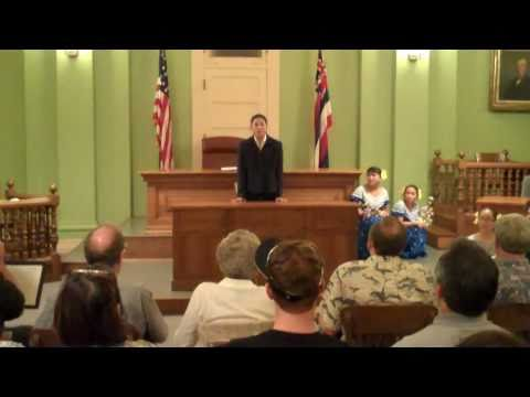 HYOC presents Trial by Jury by Gilbert and Sullivan. 1 of 4