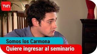 Somos los Carmona cap138: Felipe quiere ingresar al seminario thumbnail
