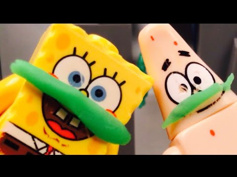 Lego SpongeBob, Now That We're Men In Lego!