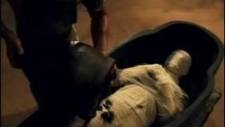 Мумия 1999 дополнительный материал 2 захоронение со скарабеями
