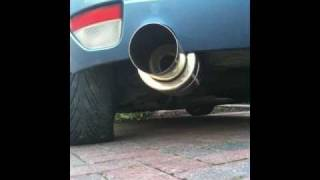 Ford Focus 1.8 MP3 Scorpion Exhaust sound