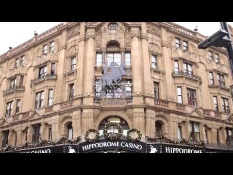 Brintons case study | Hippodrome Casino, London