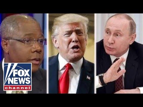 Deroy Murdock: If Trump is Putin's puppet, he's not behaving