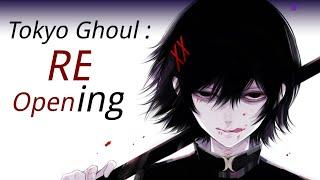 Токийский Гуль 3 Опенинг/Tokyo Ghoul 3 Opening
