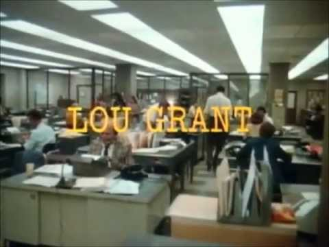 'Lou Grant' Season One Intro (1977)