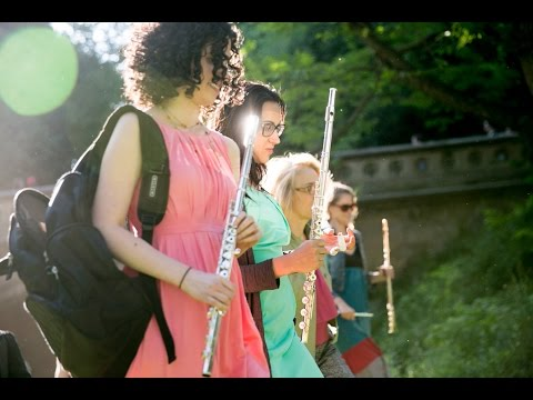 """Mass Flute Appeal: Henry Brant's """"Mass in Gregorian Chant"""""""