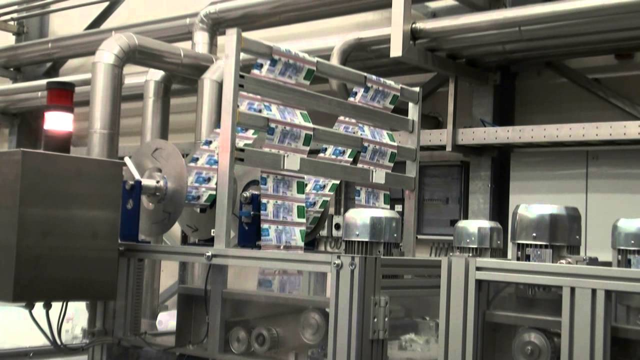 A-Service - Automatic stretch servo sleever (4500/hour) for dairy bottles ASAS-2S22