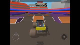 Roblox Monster Jam Commentary #257 (The Worlds only Clashes)