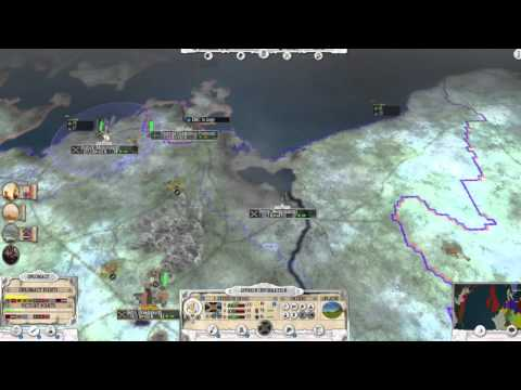 Seven Years War - The Prussian Campaign (6) - Europe Burns