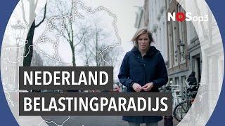 Nederland belastingparadijs | NOS op 3