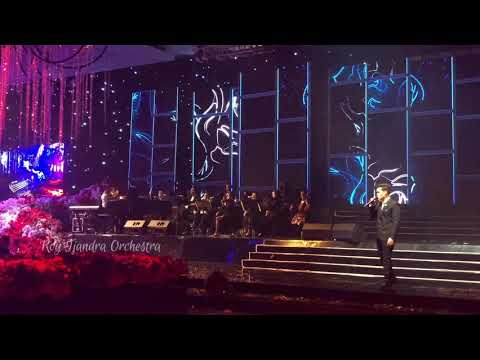 MARCELITO POMOY First Time In Indonesia - BEAUTY AND THE BEAST (with Roy Tjandra Orchestra)