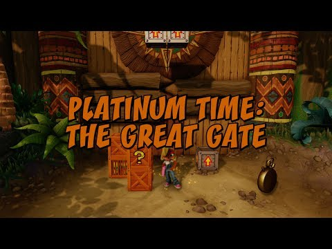 The Great Gate Platinum Time