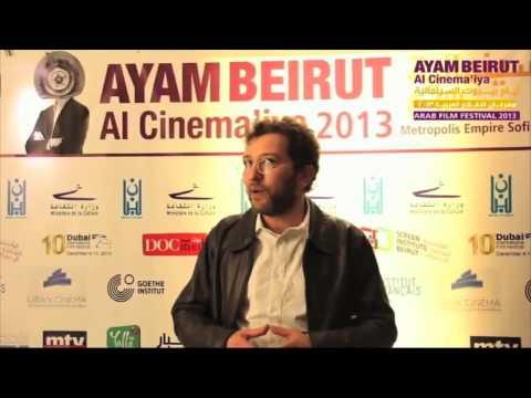 Ayam Beirut 7 - A Chat with Meyar Al Roumi