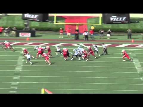 Louisville football: Senorise Perry's number choice raising eyebrows