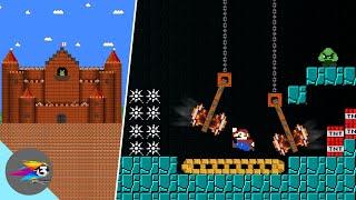 Mario Mysterious Castle World