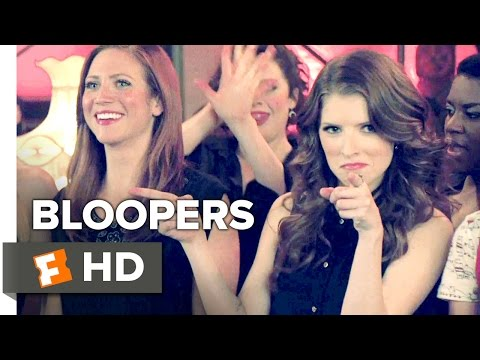 Pitch Perfect 2 Bloopers (2015) - Anna Kendrick, Rebel Wilson Movie HD