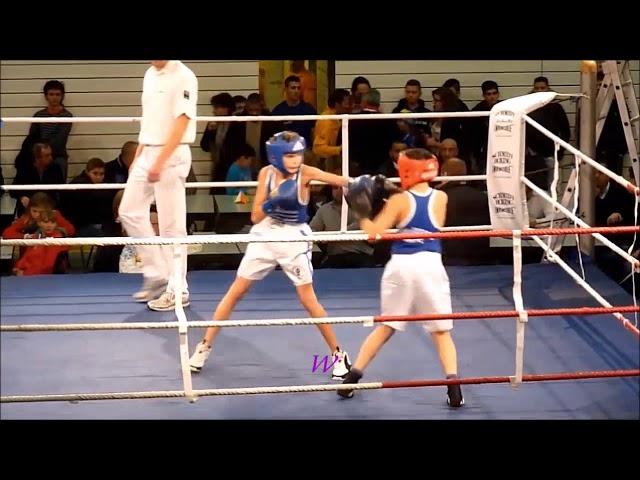 314 * Der Sportler * Boxen * BSC Hagen-Haspe * Einlagekampf * 01.12.2012