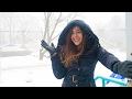 TORMENTA DE NIEVE EN NUEVA YORK  GRIS SIN CHARLY - YouTube