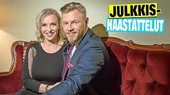 Jutta Gustafsbeg ja Juha Rouvinen avoimena seksielämästään: Makuuhuoneessa riittää toimintaa!