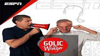 Golic and Wingo 8/16/2018 -  Hour 1: Hit By Pitch