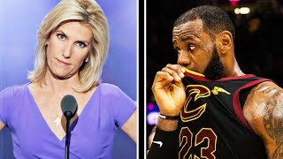 Fox News Attacks LeBron James With Racist Stereotypes