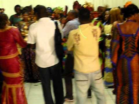 Guinea Marriage Dance Pt 4