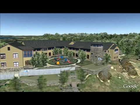 Hackley School Google Earth Video