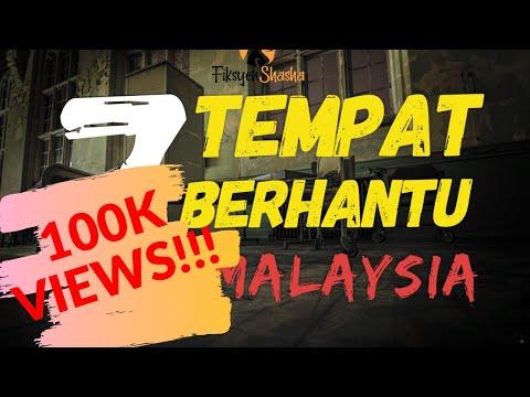 7 Tempat Paling Seram dan Berhantu di Malaysia