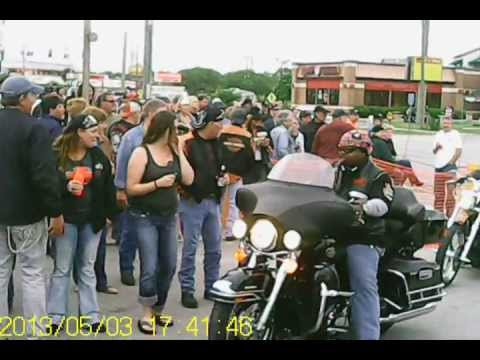Ms Newby's Thunder Beach Motorcycle Rally Panama City Beach Fla