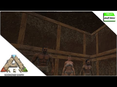 Ark: Scorched Earth - Poop Socket Squatters (Official PVP)