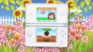 Gardening Mama on Nintendo DS for 505 Games Animated Short