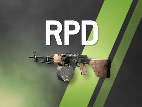 RPD - Modern Warfare 2 Multiplayer Weapon Guide