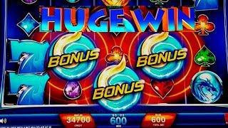 Wild Fury Slot Machine BIG WIN - $6 Max Bet Bonuses | GREAT SESSION | Live Slot Play w/NG Slot