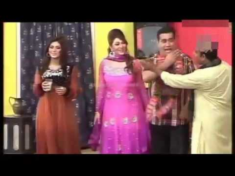 Best Of Agha Majid New Pakistani Stage Drama Comedy Clip     8 December 2016