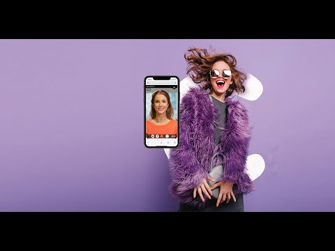 Live video shopping in the Fashion sector using Confer With