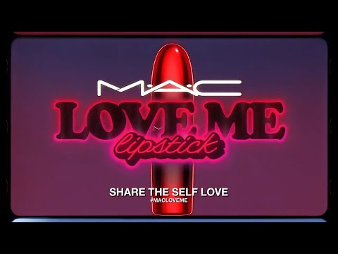 MAC Cosmetics: Love Me Lipstick Collection