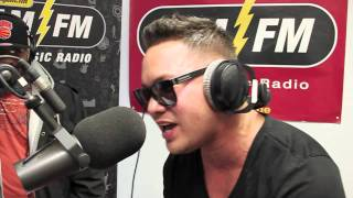 KAY ONE 4 MINUTEN FREESTYLE BEI JAM FM