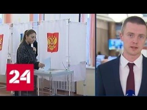 В Приморье закрылись избирательные участки