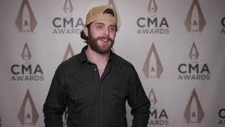 Thomas Rhett Interview 2019 CMA Awards