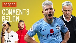 City Dominate United To Prove Manchester Is Blue | Comments Below
