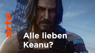 Die Keannaissance des Keanu Reeves | Kultur erklärt - Flick Flack | ARTE