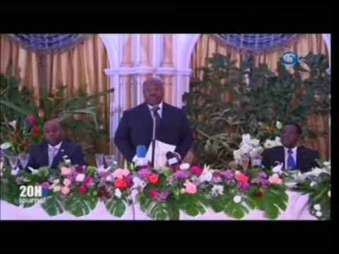 Guinée Equatorial: Teodoro Obiang NGUEMA a offert un dîné d'Etat au President Ali BONGO