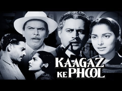 Kaagaz Ke Phool Full Movie HD | Guru Dutt Movie | Waheeda Rehman | Old Classic Hindi Movie HD