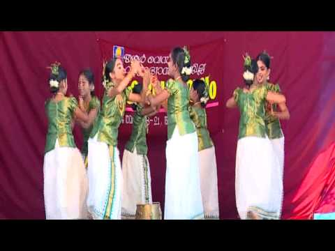 Thiruvathira by Team SRCUPS Edakkalathur