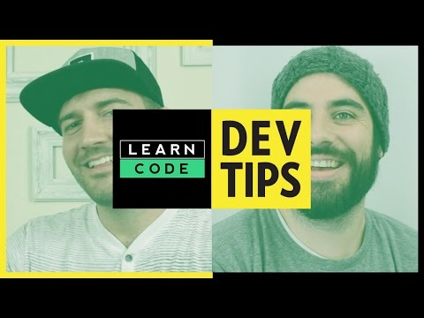 Web Development Advice - Interview with Dev Tips