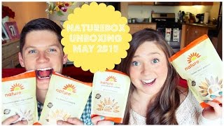 Naturebox Unboxing with Bradley! May 2015