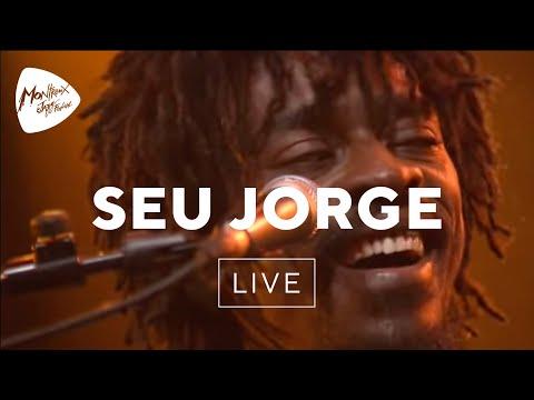Seu Jorge - Mania De Peitao (Live At Montreux 2005)