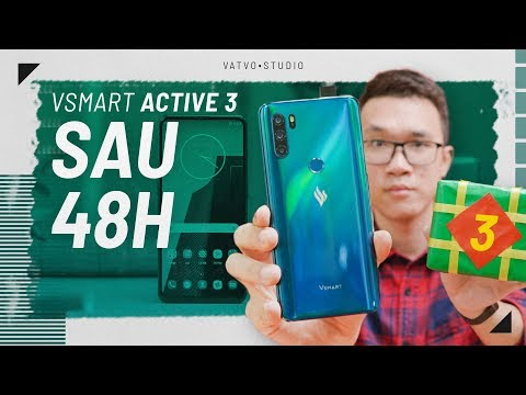 Đánh giá Vsmart Active 3 sau 48h sử dụng